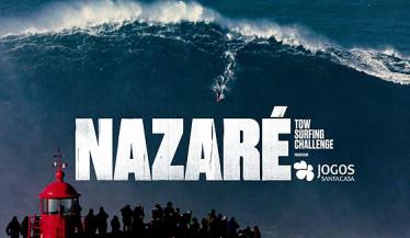 WSL Nazaré Tow Surfing Challenge